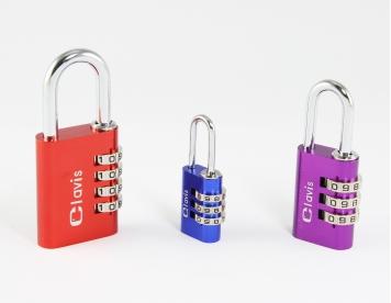 قفل رمزدار رنگی