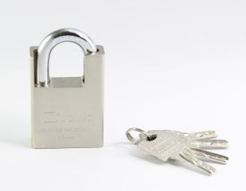 قفل آویز گارددار 50