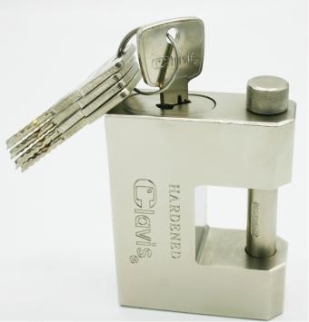 قفل کتابی 85 فولادی